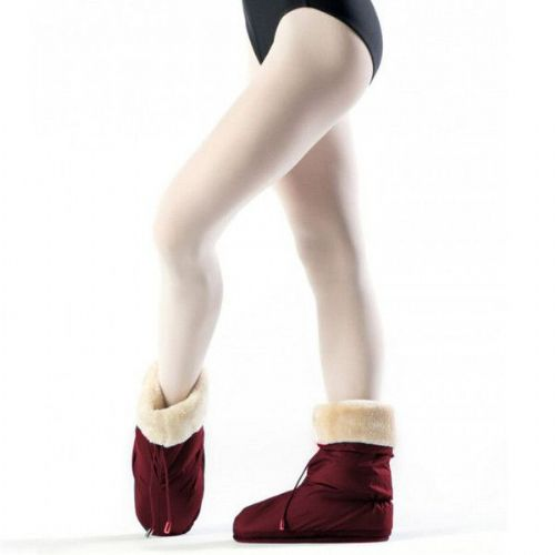 TENDU Warm Up Dance Boots TF1024B/TF1024BR